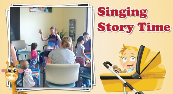 Parents Bring Your Kids For Our Free Signing Story Time In Our Otay Ranch Office