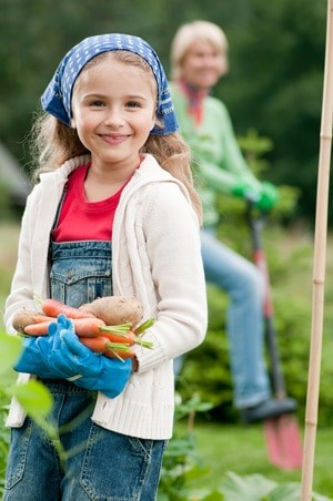 Teaching Your Kids The Joy Of Gardening