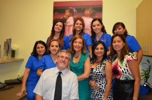 Pediatrics in Paradise Staff