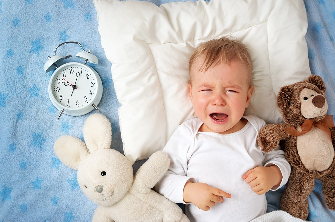 Is Your Baby Not Sleeping? Here's Why And Some Great Tips To Help.