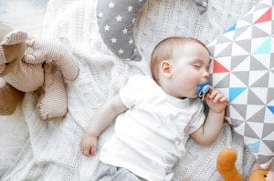 If your baby is not sleeping here are some tips