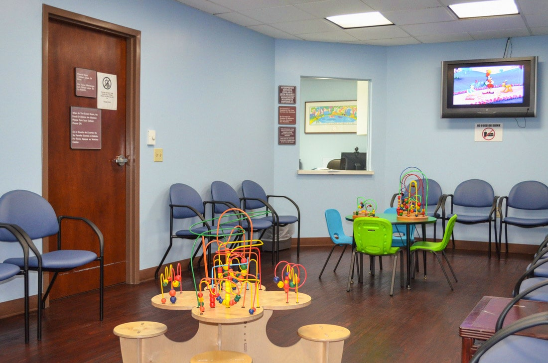 Our National City Pediatric Office