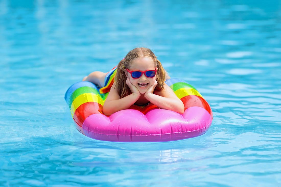 Simple Summer Safety: Three Easy Tips To Keep Your Child's Pool Time A Fun Time